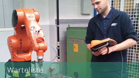 Robotertechnik bei Federal Mogul